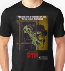 Say You Love Satan 80s Horror Podcast - Night of the Creeps T-Shirt
