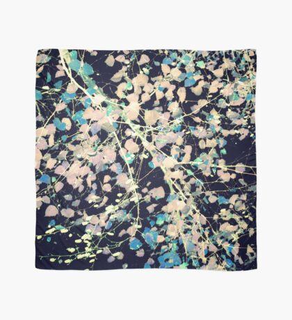 Nature Pattern # 5 - Birch 2 (Blue) Scarf