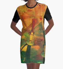 Fairyland Graphic T-Shirt Dress