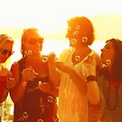 Sunset Bubbles by ShotsOfLove