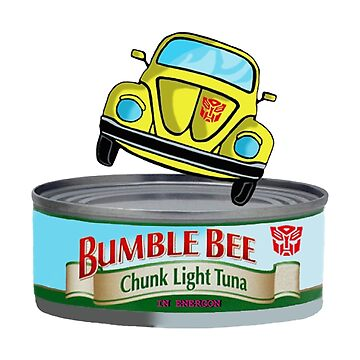 Transformers G1 Bumblebee Tuna by DarkCrow
