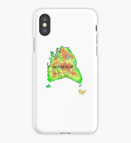 Tasmania's Revenge iPhone Case/Skin