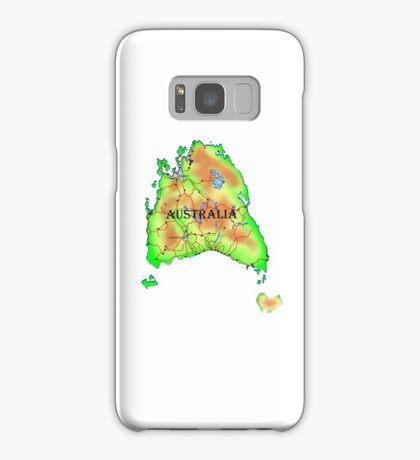 Tasmania's Revenge Samsung Galaxy Case/Skin