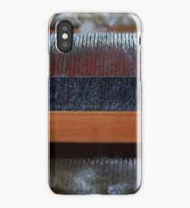 The Drum Carder iPhone Case/Skin