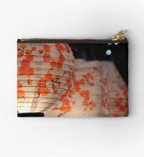Cherry Blosson Laterns Studio Pouch