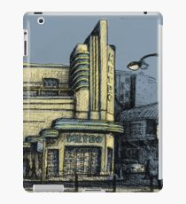 The Metro (Minerva) Theatre, Potts Point Home of Dr D Studios, Kennedy/Miller/Mitchell production company iPad Case/Skin