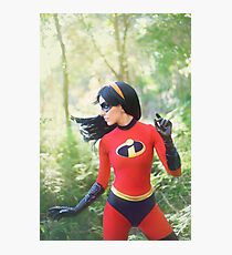 The Incredibles - Violet Photographic Print
