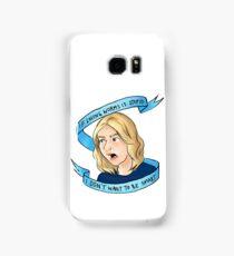 Britta Perry Samsung Galaxy Case/Skin