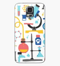 Chemistry laboratory equipment  Case/Skin for Samsung Galaxy