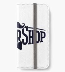 BarberShop iPhone Wallet/Case/Skin