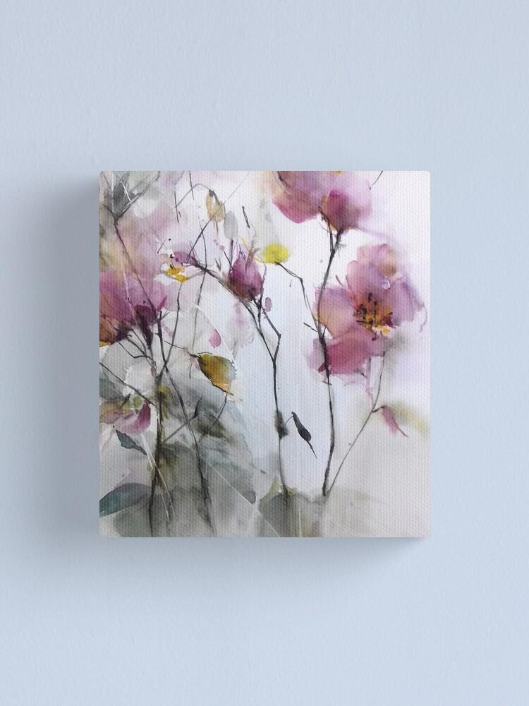 Alternate view of summergarden Canvas Print