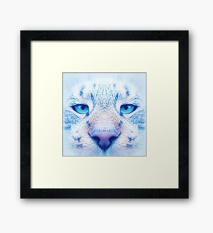 Ice Spirit Framed Print