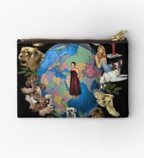 ✿◕‿◕✿  ❀◕‿◕❀    ❁◕‿◕❁Planet Earth. Isn't she Beautiful?  PICTURE,- CARD ✿◕‿◕✿  ❀◕‿◕❀    ❁◕‿◕❁ Studio Pouch