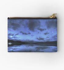 Twilight at Mawddach Estuary, Wales Studio Pouch