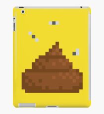 Pixel poo iPad-Hülle & Klebefolie