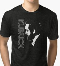 Stanley Kubrick - A Clockwork Orange - Full Metal Jacket Tri-blend T-Shirt
