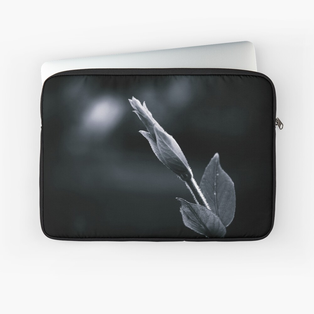 Looking For the Light in a World of Darkness Laptop Sleeve