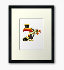 Guinness Irish Rugby Toucan Framed Print