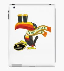 Guinness Irish Rugby Toucan iPad Case/Skin