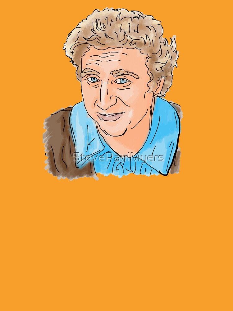 Gene Wilder by StevePaulMyers