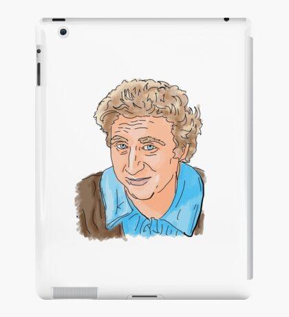 Gene Wilder iPad Case/Skin