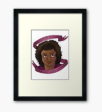 Shirley Bennett Framed Print