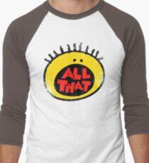 All That (vintage) Men's Baseball ¾ T-Shirt