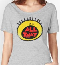 All That (vintage) Women's Relaxed Fit T-Shirt