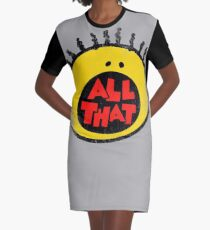 All That (vintage) Graphic T-Shirt Dress