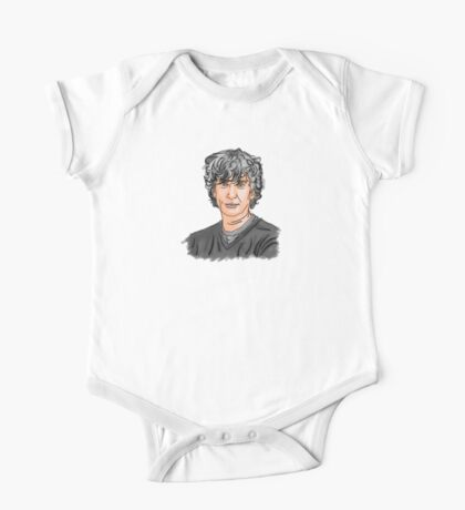 Neil Gaiman Kids Clothes