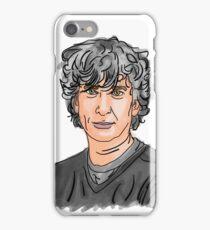Neil Gaiman iPhone Case/Skin