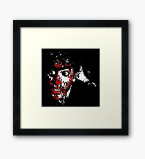 ASH - The Evil Dead Framed Print