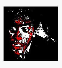 ASH - The Evil Dead Photographic Print