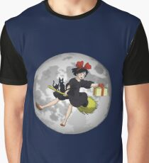 Kiki - Kiki's Delivery Service, (1989) Graphic T-Shirt
