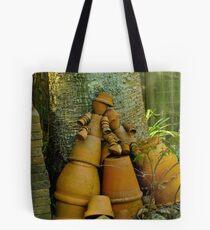 Bill & Ben, Two Drunk Flower Pot Men Tote Bag