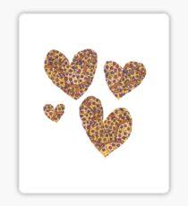 Pizza Love Sticker