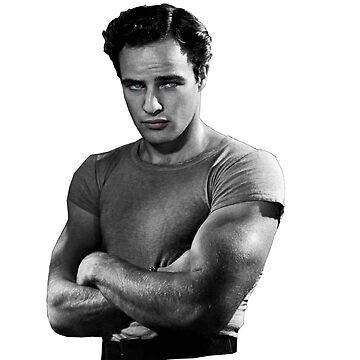 Marlon Brando by masseygoose