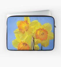 Trumpeting Spring Laptop Sleeve