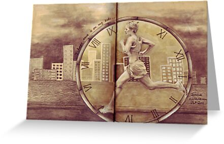 I hope time is on my side... by Sorina Williams