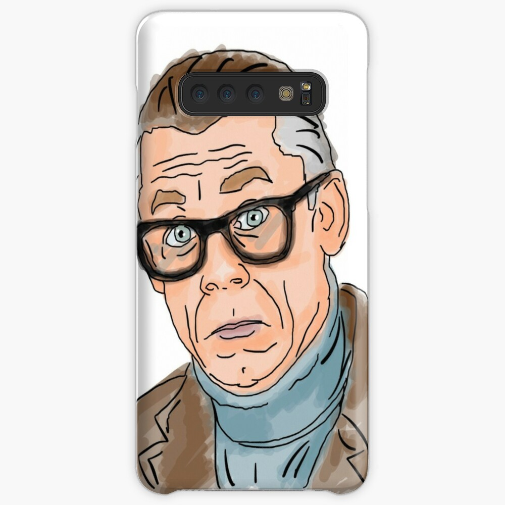 John Shuttleworth Case & Skin for Samsung Galaxy
