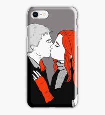 Amy & Rory iPhone Case/Skin