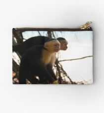 Angry monkey Studio Pouch