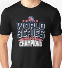 Chicago Cubs Champion World Series 2016 T-Shirt