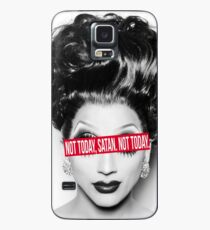 Not today, Satan. Not today. Case/Skin for Samsung Galaxy