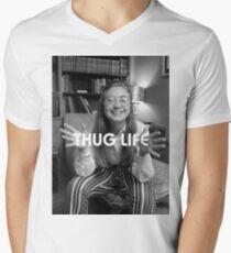 Camiseta de cuello en V Retroceso - Hillary Clinton