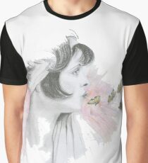 1920 Butterfly kisses Graphic T-Shirt