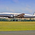 L-1049F Super Constellation HB-RSC by Colin Smedley