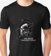 KOJIMA PRODUCTIONS New Kojipro Logo Hideo Kojima Unisex T-Shirt