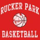 Rucker Park Basket Ball by iEric