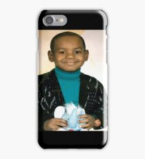Baby Lebron  iPhone Case/Skin